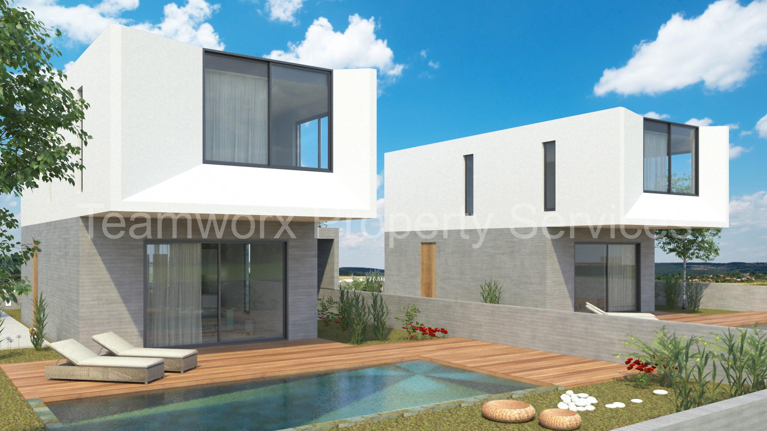 3 Bedroom Villas for Sale in Protaras