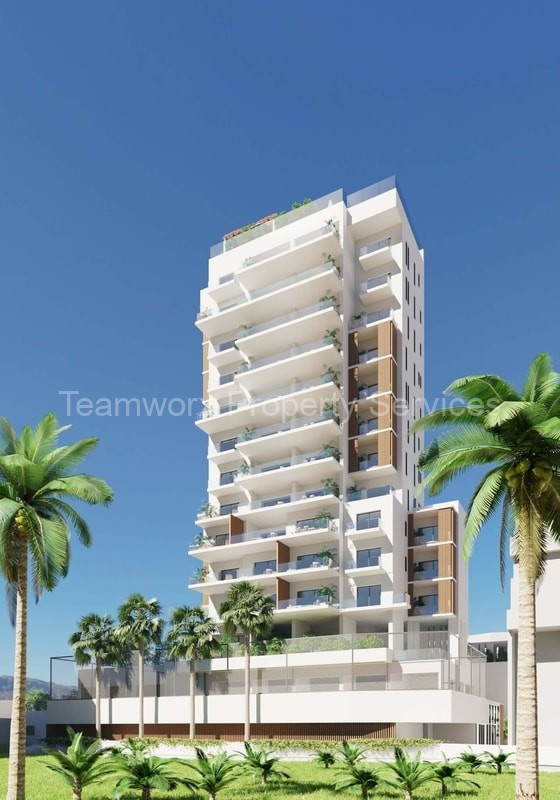 Residences for Sale on the Beach in Limassol