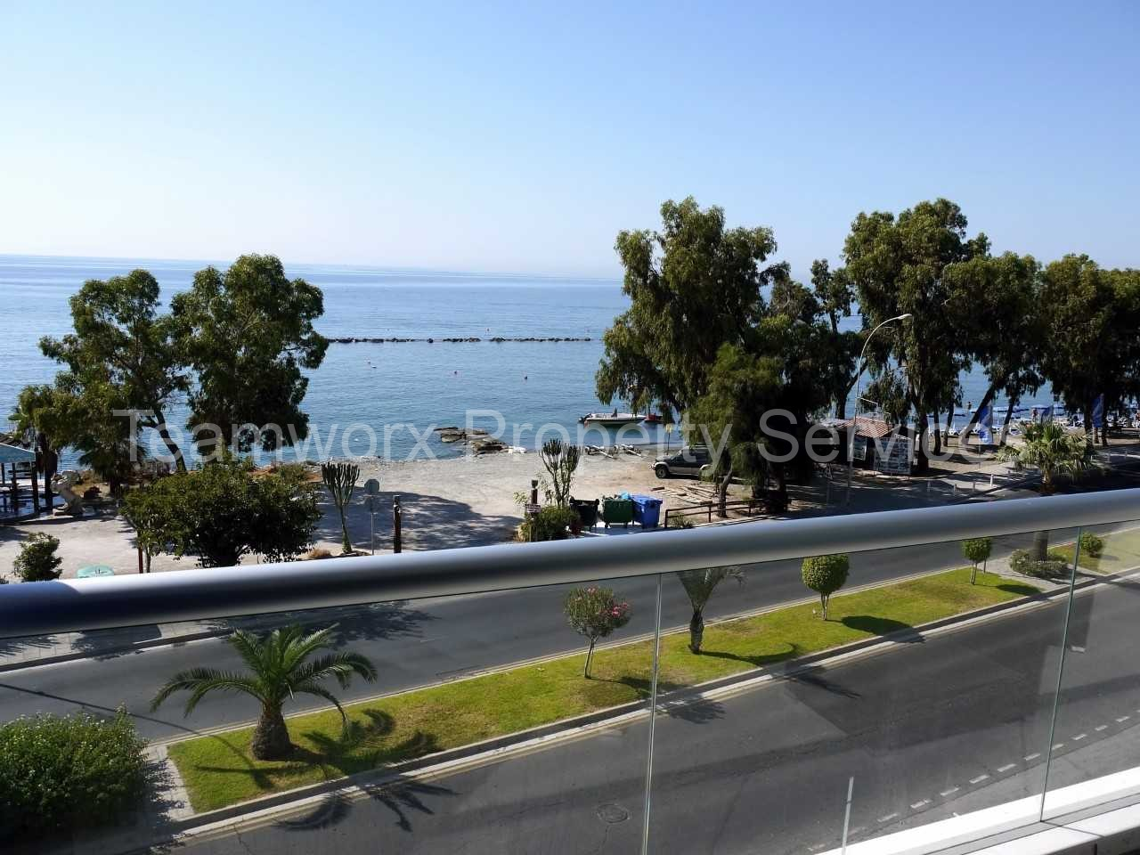 3 Bedroom flat at the sea front for Sale, Limassol