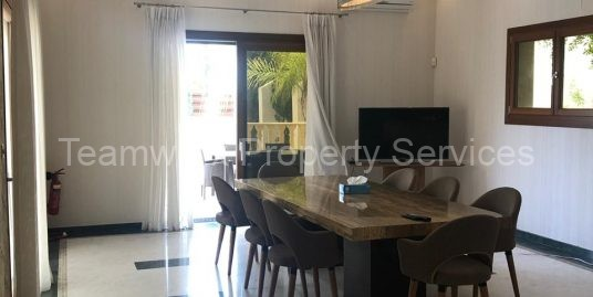 Villa for rent in Limassol