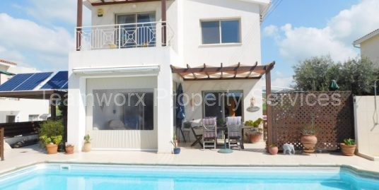 3 Bedroom Villa For Sale In Anarita Village, Paphos