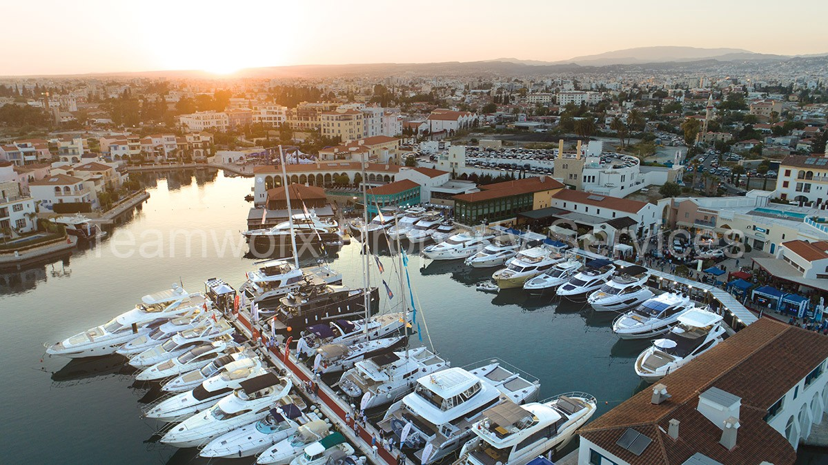 Plot for sale in Limassol Marina