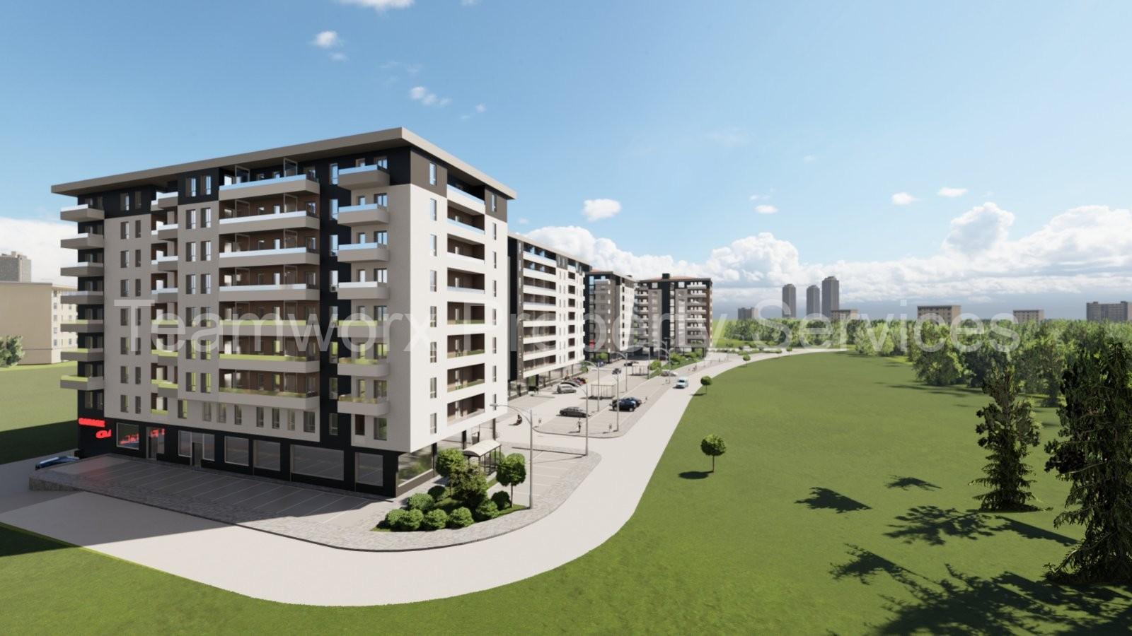 1125 sq/m Plot For sale in Agios Tychonas